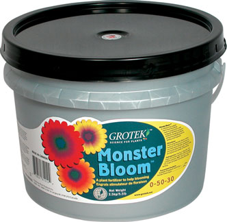 Monster Bloom (0 - 50 - 30) - 2.5 kg