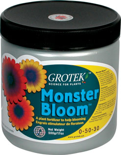 Monster Bloom (0 - 50 - 30) - 500g