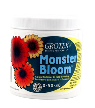 Monster Bloom 130g GWP100