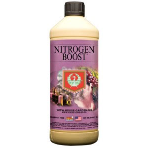 House & Garden Nitrogen Boost - Liter - Free Shipping - Click Image to Close