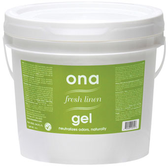 Ona Gel Gallon Bucket - Fresh Linen (Breeze)