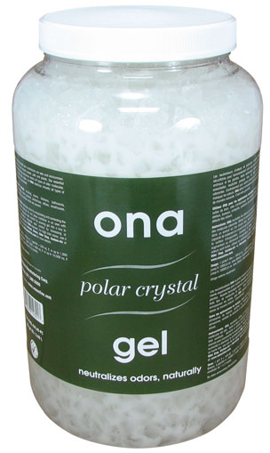 Ona Gel Gallon Jug - Polar Crystal (Odorstop)