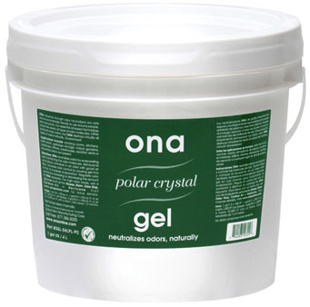 Ona Gel Gallon Bucket - Polar Crystal (Breeze)