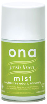 Ona Mist 6 oz. - Fresh Linen - Click Image to Close