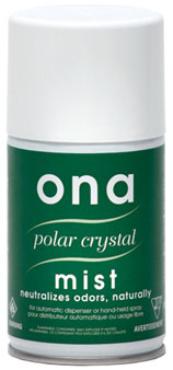 Ona Mist 6 oz. - Polar Crystal