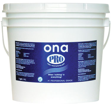 Ona Gel Gallon Bucket - Pro (Breeze)