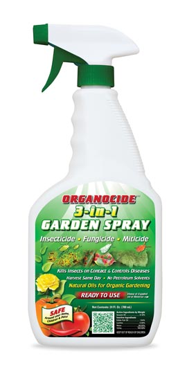 Organocide Ready-to-use Spray, 24 oz.