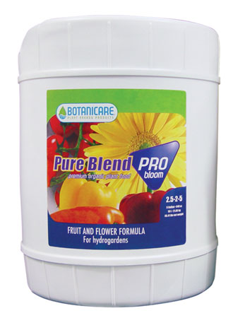 Botanicare Pure Blend Pro Bloom(2-3-5) - 5 Gallon