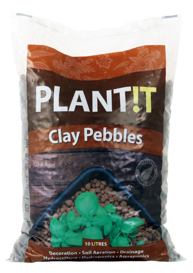 Plant!t Clay Pebbles