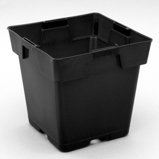 "Planter 5 1/2"" Sq x 5 1/2"" Tal"