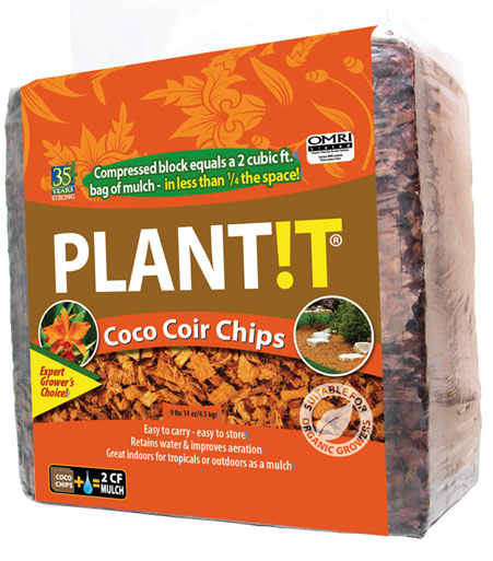 Plant!t Coco Planting Chips