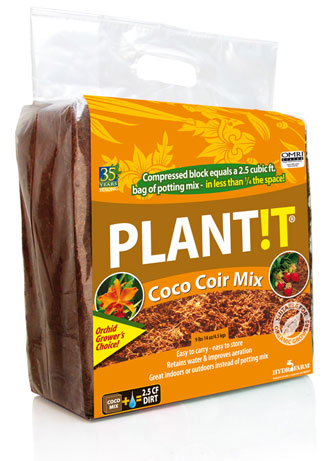 Plant!t Coco Planting Mix