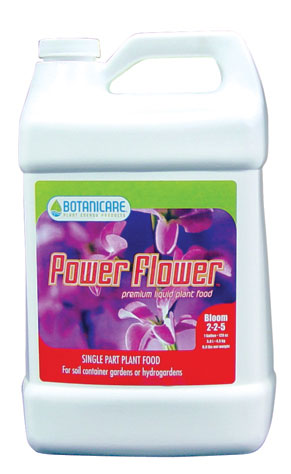 Botanicare Power Flower (2-2-5) - Gallon