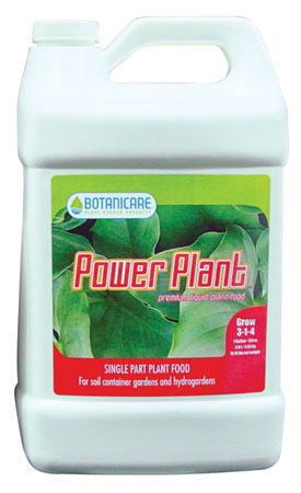 Botanicare Power Plant (3-1-4) - Gallon