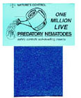 Predator Nematodes (Sponge of 1 Million)