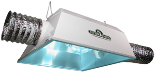 "Radiant 8"" AC Reflector - Click Image to Close"