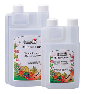 Safer Gro Mildew Cure - Quart