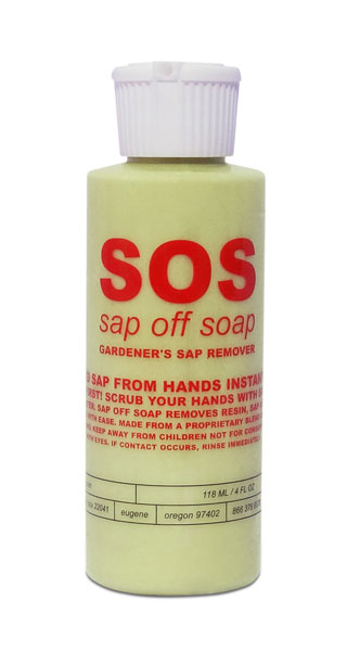 Sap Off Soap (SOS), 4oz