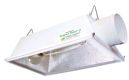 Super Sun 2 - 6 Inch Air-Cooled Reflector