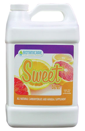 Botanicare Sweet Carbo Citrus - Gallon