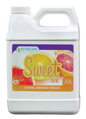Botanicare Sweet Carbo Citrus- Quart