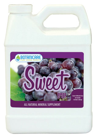 Botanicare Sweet Carbo Grape - Quart