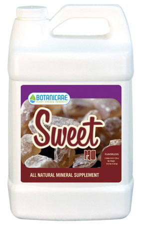 Botanicare Sweet Raw - Gallon