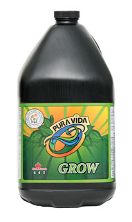 Technaflora Pura Vida Grow (6-4-3) Gallon