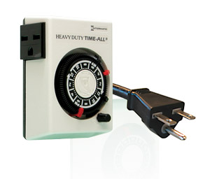 240V Heavy Duty Timer