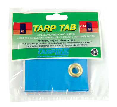 Tarp Tab (4/pack) - Click Image to Close