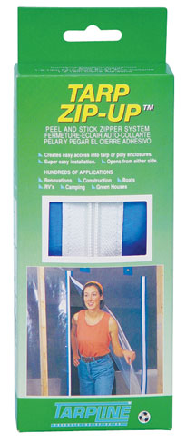 Tarp Zip-Up Lite Tite Heavy Duty Peel