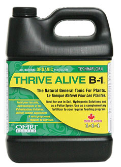 Thrive Alive B-1 Green - Liter