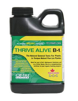 Thrive Alive B-1 Green - 250 mL