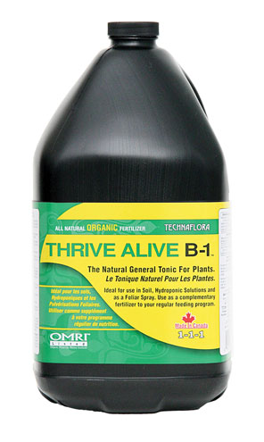 Thrive Alive B-1 Green - Gallon