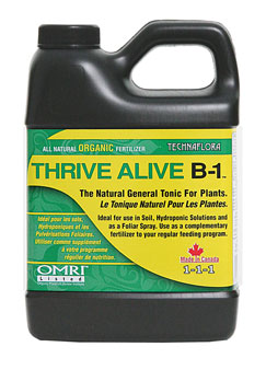 Thrive Alive B-1 Green - 500 mL - Click Image to Close