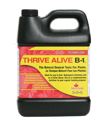 Thrive Alive B-1 Red - Liter
