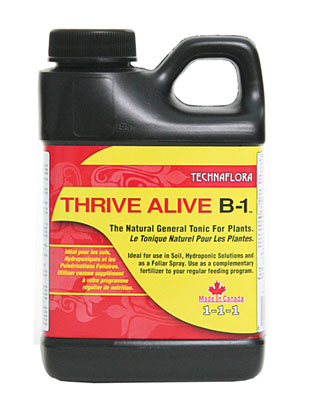 Thrive Alive B-1 Red - 250 mL - Click Image to Close