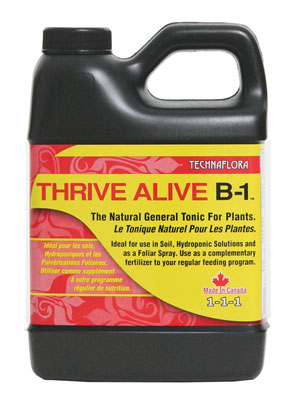 Thrive Alive B-1 Red - 500 mL