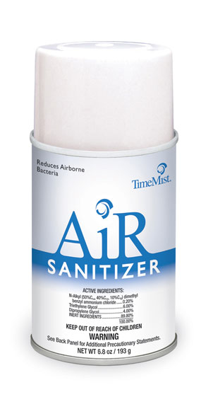 TimeMist Air Sanitizer