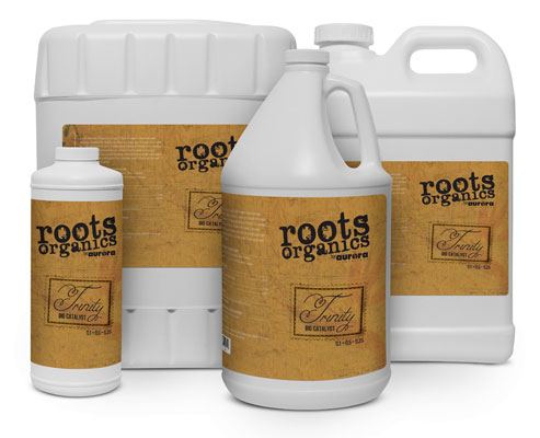 Roots Organics Trinity Catalyst - Gallon