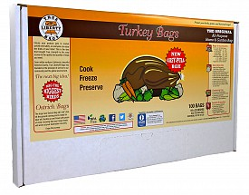 Turkey Bags (25/Pk) - Click Image to Close