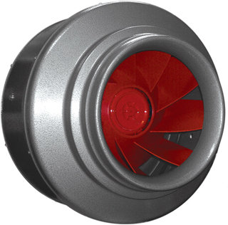 "Vortex V-Series 12"" Fan (2050 CFM)"