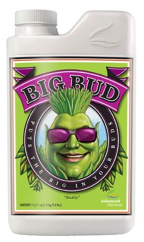 Big Bud Liquid 1L