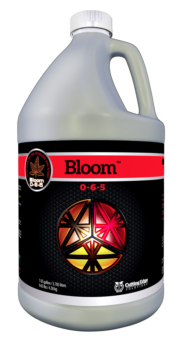 Cutting Edge Solutions Bloom - Gallon