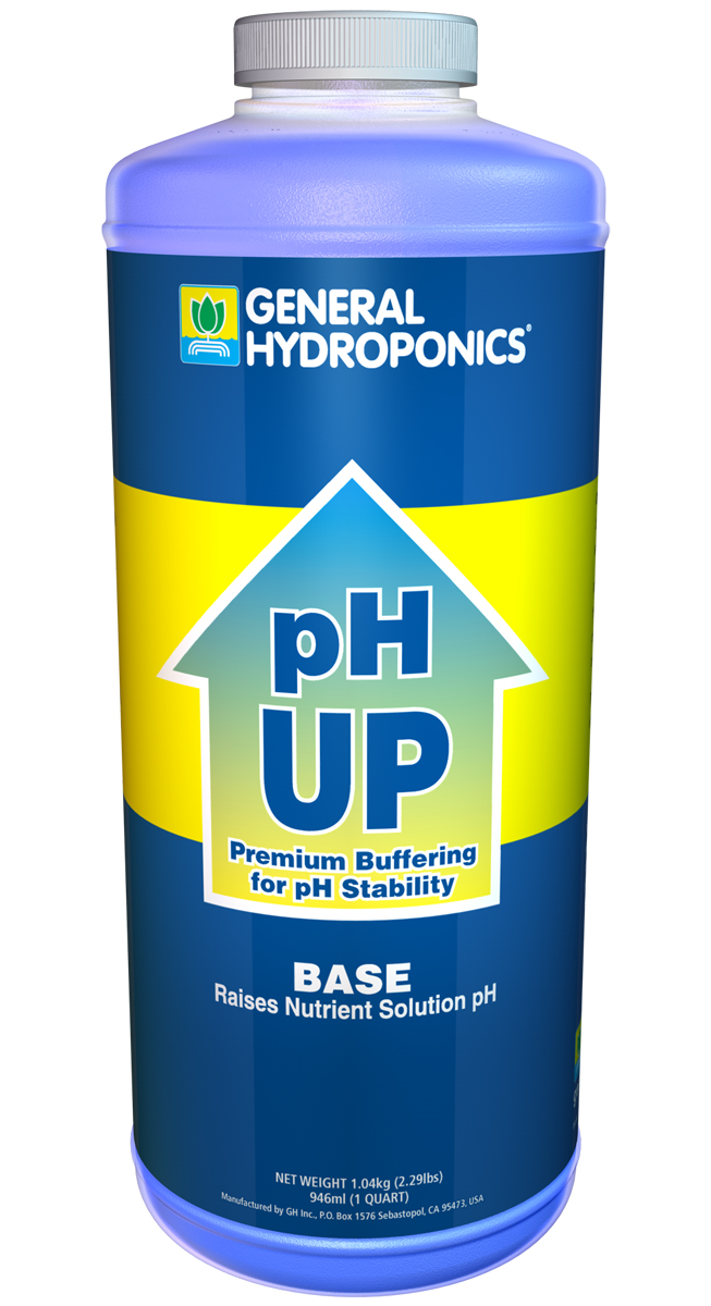 GH pH Up - Quart