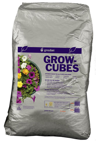 Grodan Grow Cubes - 2 CF Large Bag