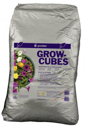 Grodan Grow cubes - 2 CF Bag (Case of 3)