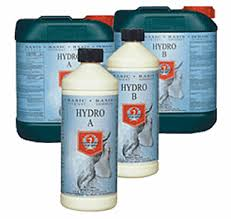 House & Garden Hydro A & B - Liter Set - Click Image to Close