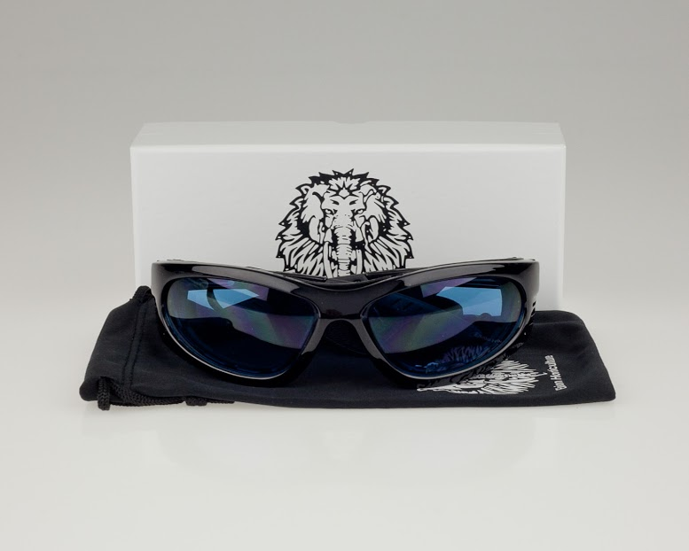 Jamaican OGA UV Glasses