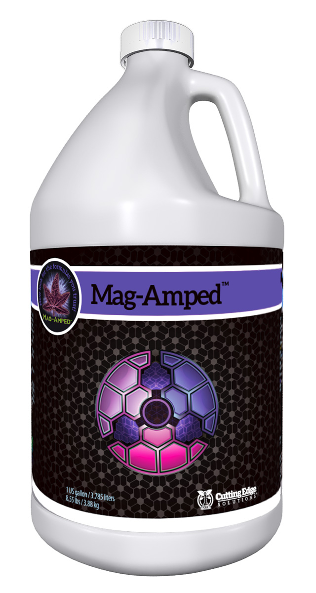 Cutting Edge Solutions Mag-Amped - Gallon
